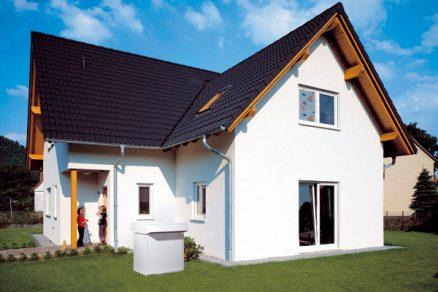Aktivní nízkoenergetický dům