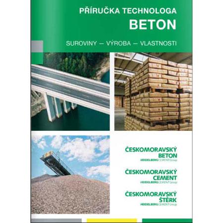 """Aktualizovaná """"Příručka technologa - BETON"""" v kapesní verzi"""