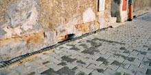 Analýza příčin vad aporuch podlah spružnou podlahovou krytinou