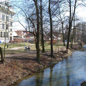 Architektonická soutěž na obnovu nábřeží v Litomyšli
