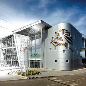 Architektonické fasádní systémy