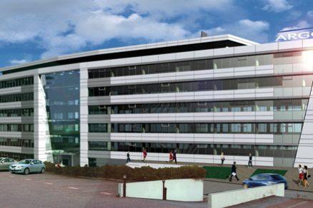 Argo Alpha rozšíří nabídku kanceláří třídy A na Praze 6