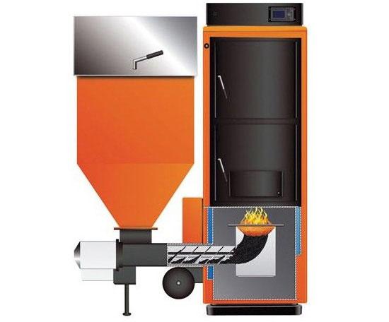 Automatický kotel na tuhá paliva se stane normou – těm klasickým brzy odzvoní