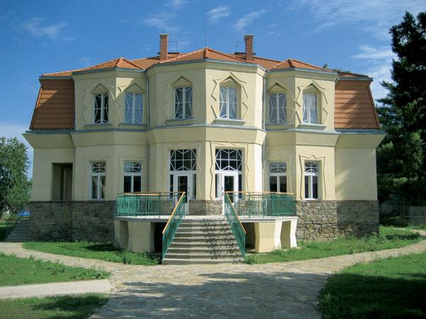 Bauerova vila - kubistický skvost nedaleko Kolína