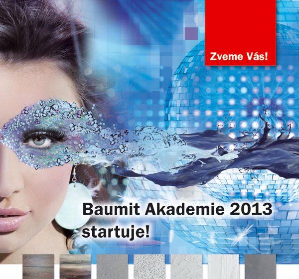 Baumit akademie 2013 přinese zajímavé novinky
