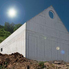 Bednění jako prostředek k dosažení architektonického záměru