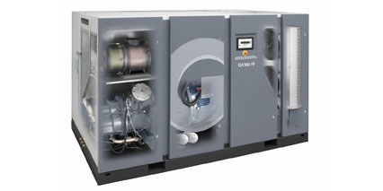 Best Product Award 2008 za energeticky úsporné kompresory řady GA