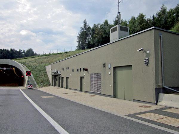 Bezpečnost tunelů začíná na portálech