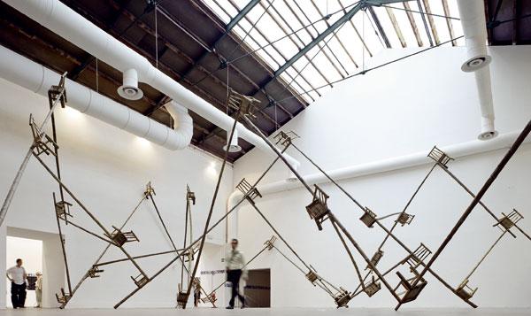 Bienále architektury vBenátkáchje jarmarkem idejí – rozmarných ipodnětných