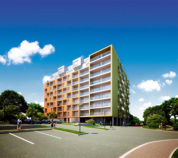 Bytový dům má navrátit obyvatele Brna do centra města