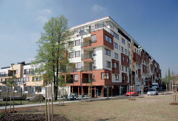 Bytový dům Mazanka