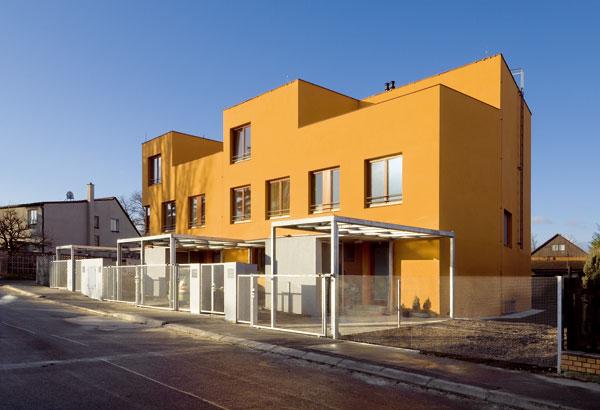 Bytový dům na Barrandově