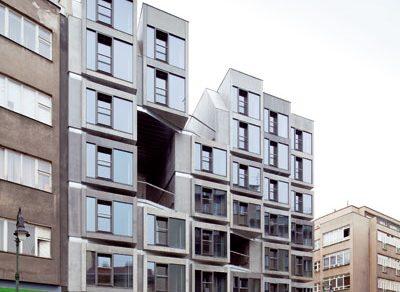 Bytový dům oceněný hlavní cenou Grand Prix architektů