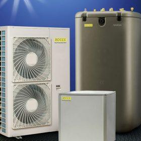 Bytový dům v Ostravě využívá tepelná čerpadla, obyvatelé ušetří až 30 % nákladů na vytápění
