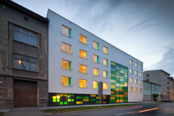 Bytový dům v Prostějově