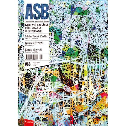 Časopis ASB 1/2013 v prodeji
