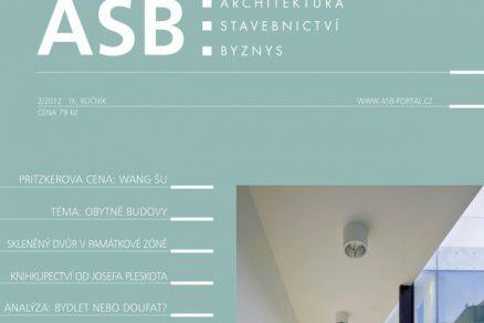 Časopis ASB 2/2012 v prodeji