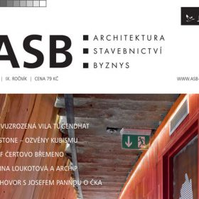 Časopis ASB 4/2012 v prodeji
