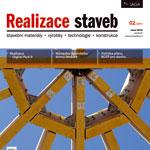 Časopis Realizace staveb 2/2011 v prodeji