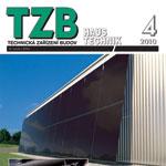 Časopis TZB HAUSTECHNIK 4/2010 v prodeji