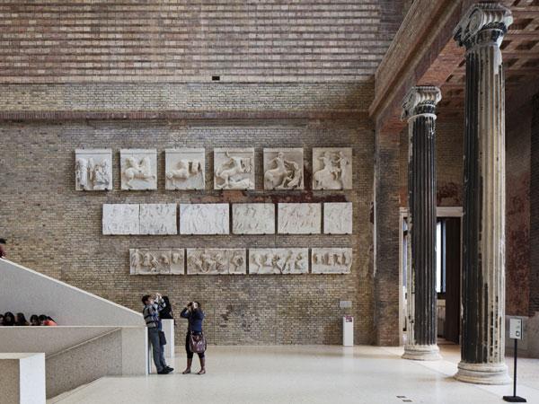 Cenu Mies van der Rohe Award 2011 získalo berlínské Neues Museum