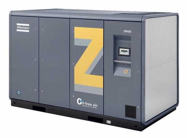 Certifikace pro všechny technologie bezmazných kompresorů