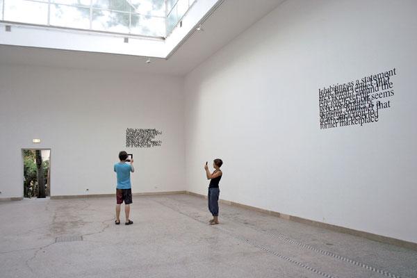 Česko-slovenský smutek na bienále architektury
