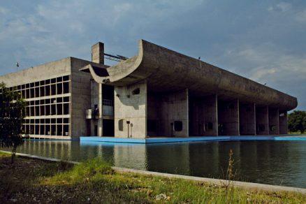 Chandigarh – historie jedné představy