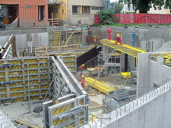 Činitele ovlivňující rychlost nárůstu pevnosti betonu I.