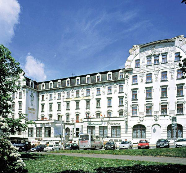CPI Hotels provozuje Grandhotel Zlatý Lev v Liberci
