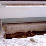 Detekce aeliminace vad vzniklých při montáži okenních rámů