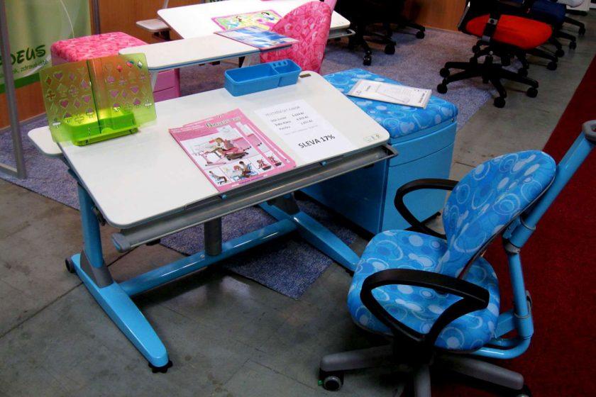 Dětský rostoucí nábytek