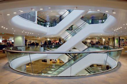 Development nákupních center
