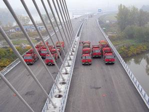 Diagnostika a monitorování mostních konstrukcí