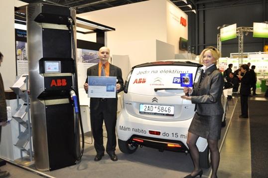 Domovní elektroinstalační materiál pro budoucnost (Profil společnosti ABB)