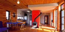 Dřevěné interiérové obklady