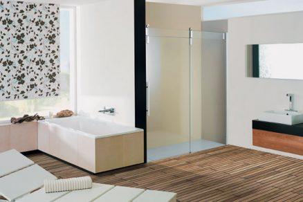 Dřevěné parkety i pro vlhké prostory