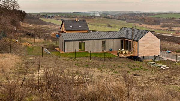 Dřevěný dům 2010 zná vítěze