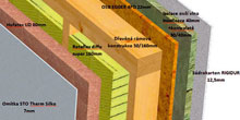 Dřevostavby sdifuzně otevřenými konstrukcemi
