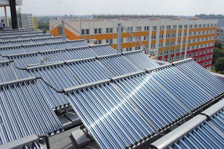 Družstva plánují solární panely