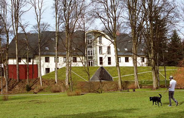 Dům zvektorů Krkonoš