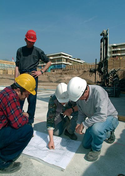 Easycrete zaručuje snadnou a velmi rychlou betonáž