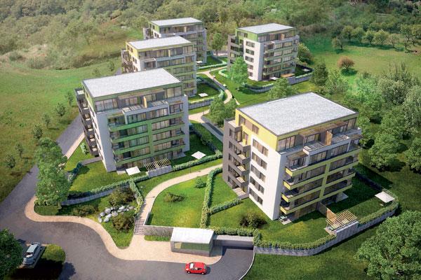 Ecocity: vlajková loď pasivní bytové výstavby