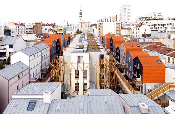Eden Bio: Sociální bydlení podle Edouarda Françoise