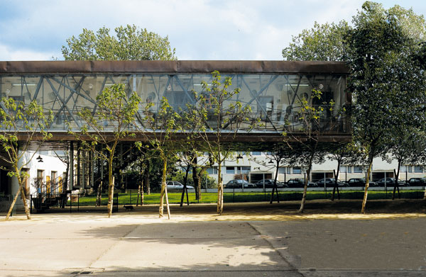 Edouard François: Nemám architekturu rád