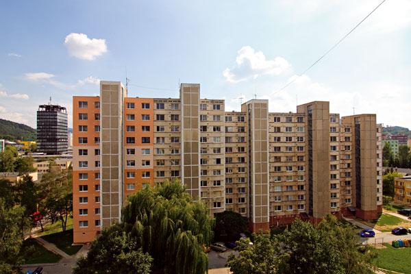 Efektivní energetická opatření při komplexní obnově bytového domu