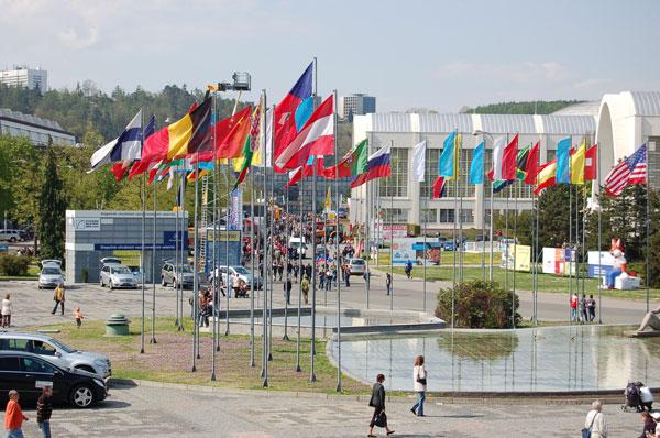 Energetické úspory na Stavebních veletrzích Brno
