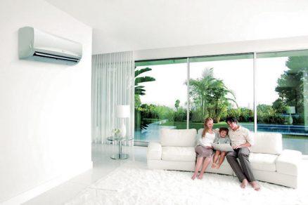 Energeticky efektivní použití klimatizace