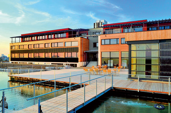 Energeticky nejefektivnější kancelářská budova světa