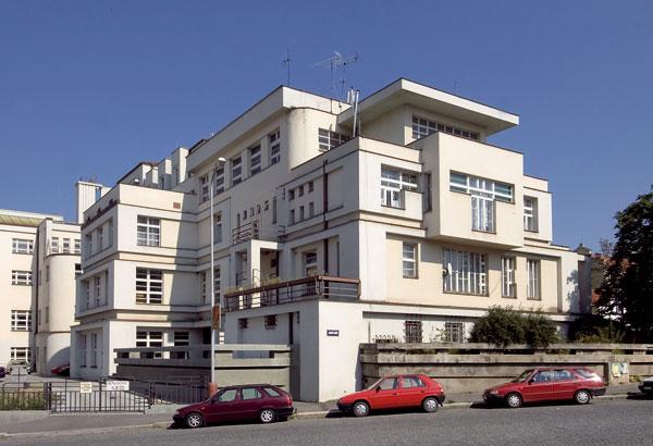 Expresionistická škola vMladé Boleslavi